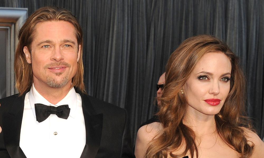 Brad Pitt - Angelina Jolie (Chateau Miraval)