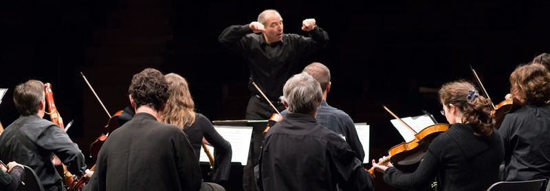 Michel Brun et l'Ensemble Baroque de Toulouse - Photo José Lazzaro -