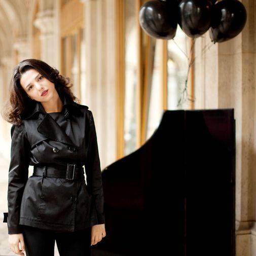 Khatia Buniatishvili © Julia Wesely