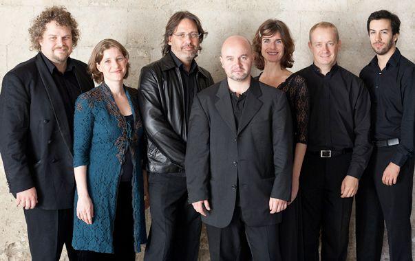 Les musiciens de l'ensemble Café Zimmermann - Photo Petr Skalka -
