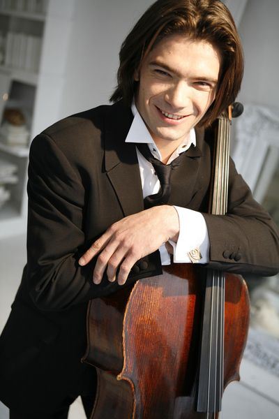 Le violoncelliste Gautier Capuçon  - Photo Michael Tammaro/Virgin Classics -