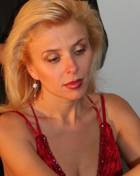 La violoniste et altiste Clara Cernat