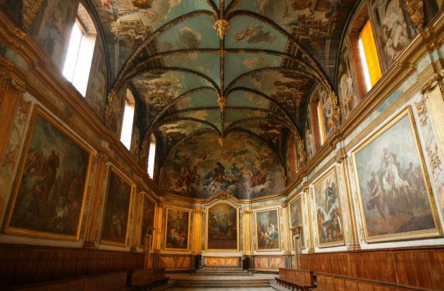 Chapelle des Carmelites