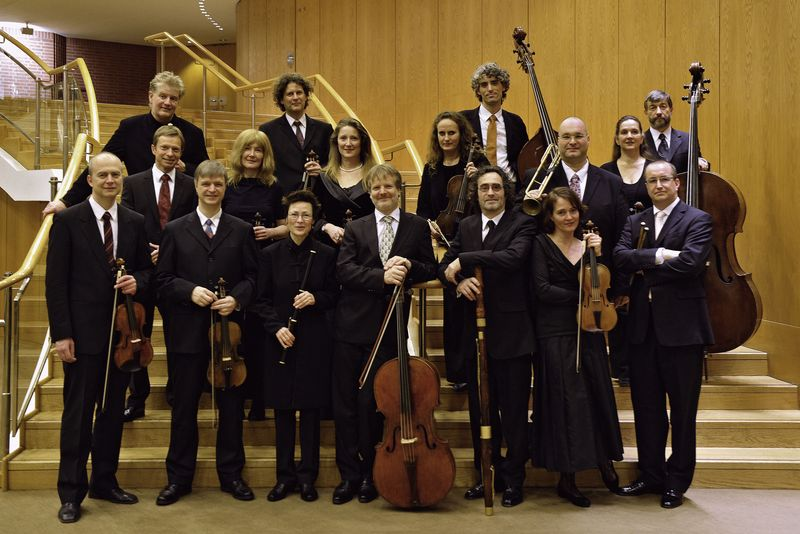 Les musiciens du Concerto Köln