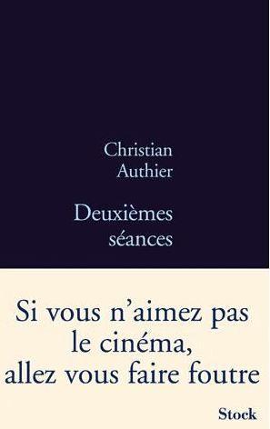 Christian Authier - Deuxièmes seances