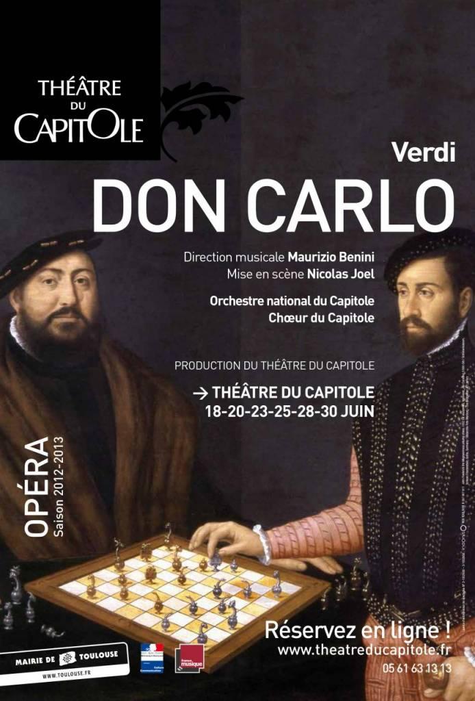 Don Carlo - Théâtre du Capitole