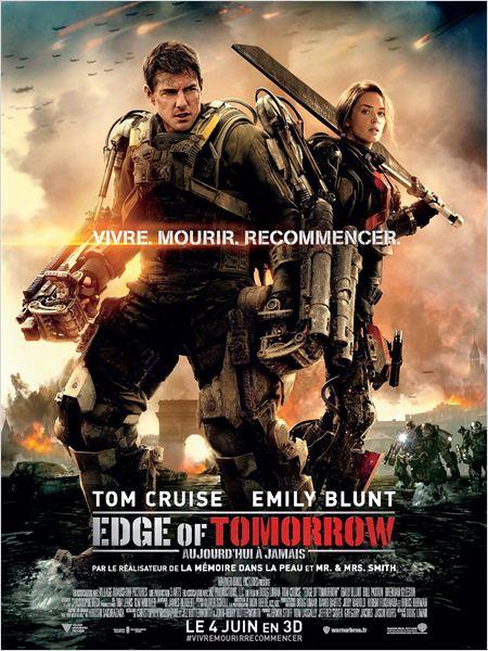 « Edge of Tomorrow », un film  de Doug Liman