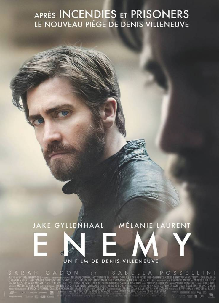 « Enemy » un film de Denis Villeneuve