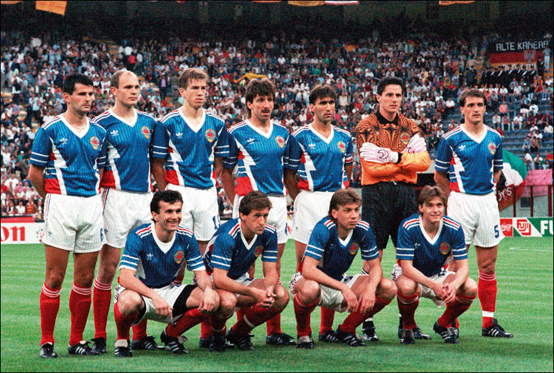 equipe de Yougoslavie
