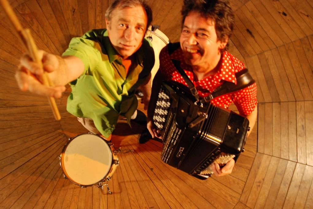 Eric Boccalini et Didier Dulieux