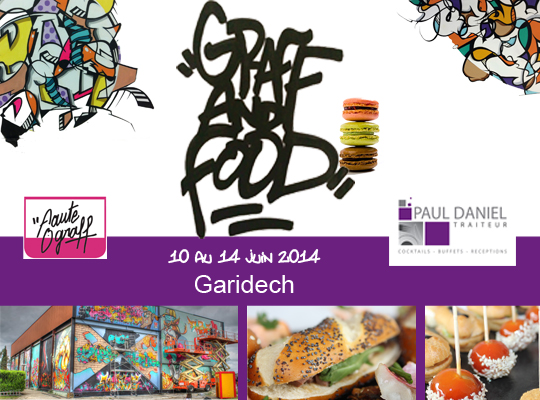 Festival Graff and Food