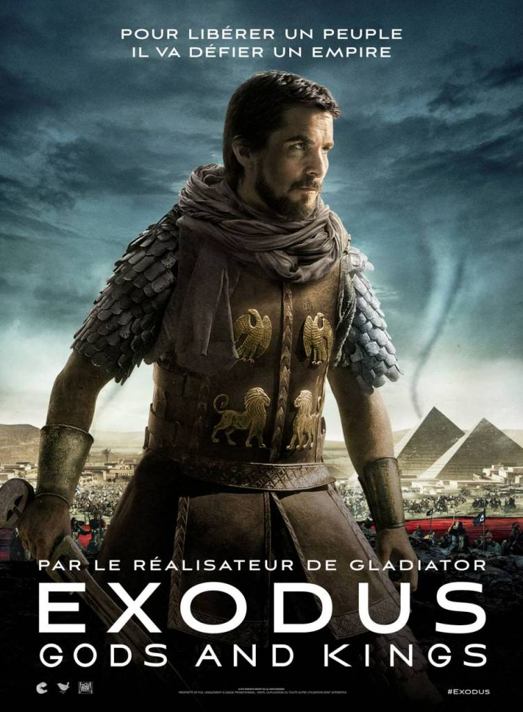 « Exodus : Gods and Kings », un film de Ridley Scott