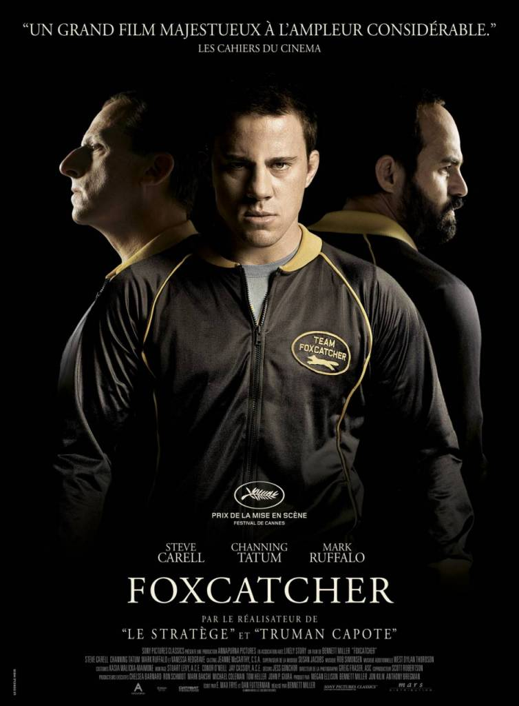 « Foxcatcher », un film de Bennett Miller