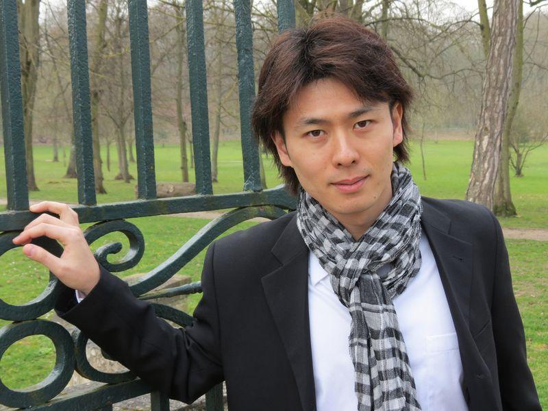 Le pianiste japonais Kotaro Fukuma © Gilles Bruneau