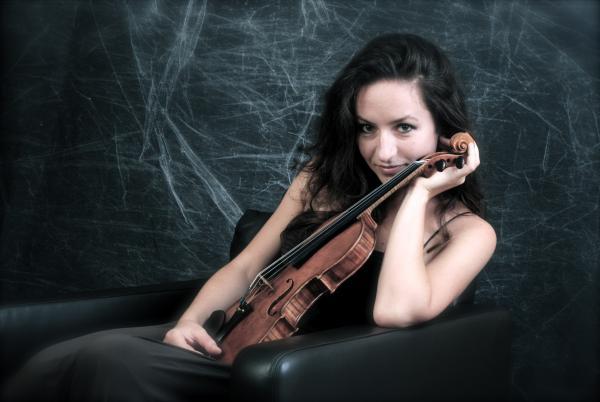 Genevieve Laurenceau © Yvan Schawandascht