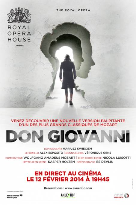 Don Giovani - Royal Opéra House