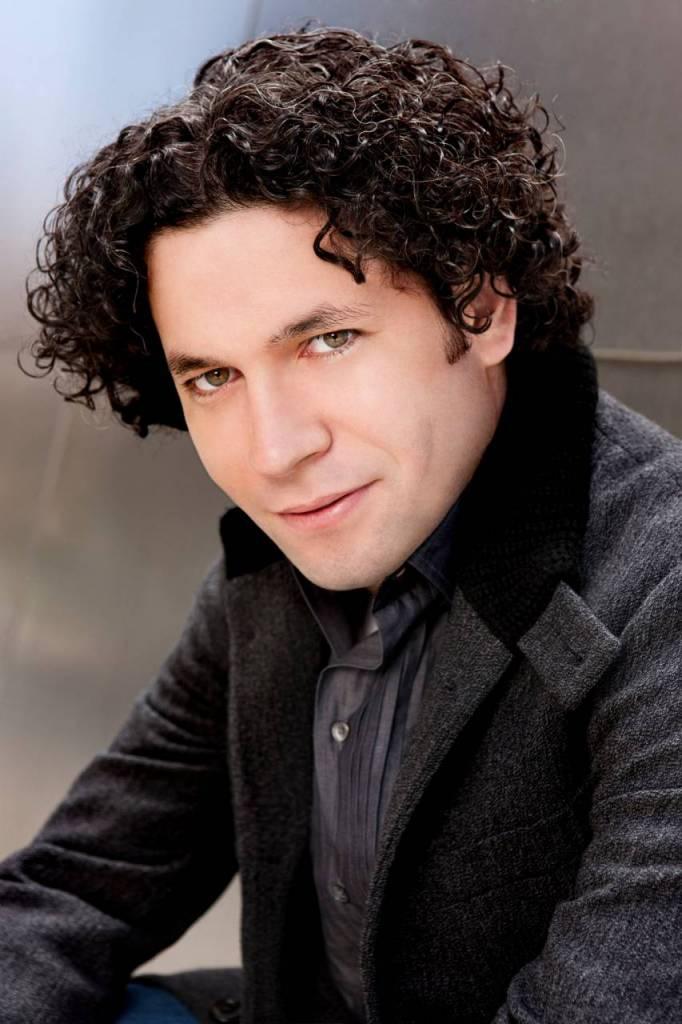 Gustavo Dudamel © Richard Reinsdorf