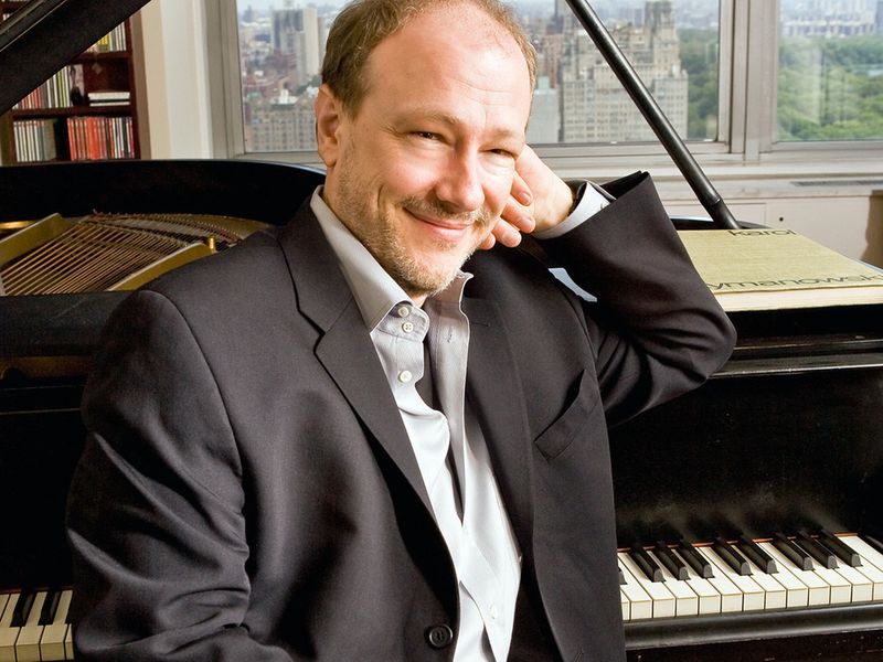 Marc-André Hamelin, grand artiste canadien - Photo Fran Kaufman -