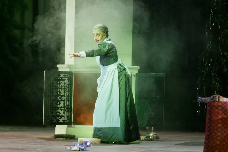 La sorcière (Jeannette Fischer)