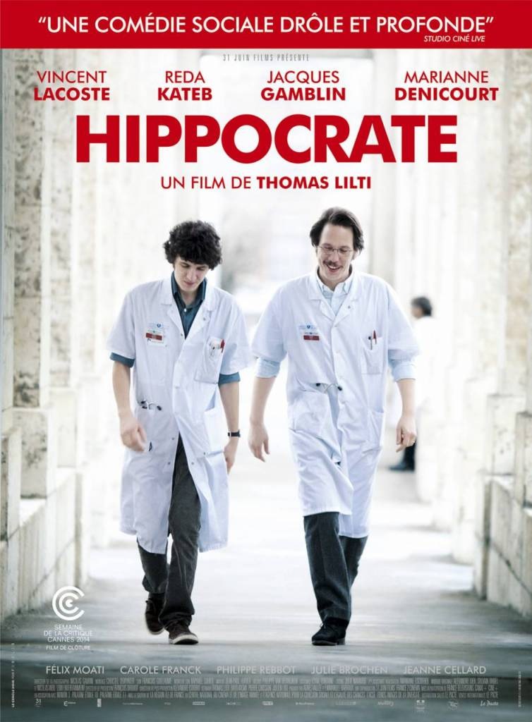 Hippocrate, un film de Thomas Lilti
