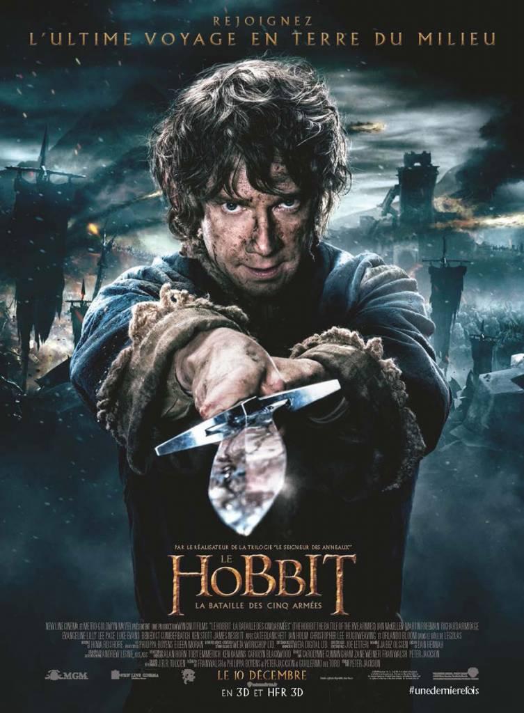 « Le Hobbit : La bataille des cinq armées », un film de Peter Jackson
