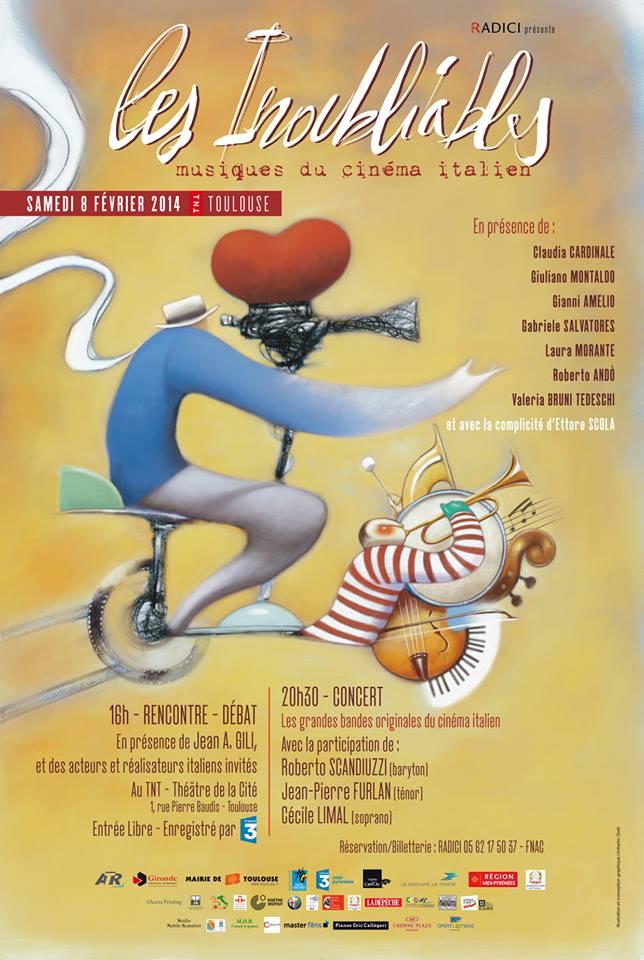 Les inoubliables du cinéma italien