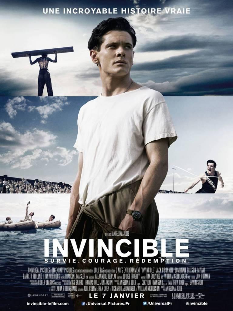 « Invincible », un film d'Angelina Jolie