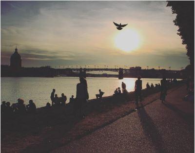 Toulouse, ville de partage.