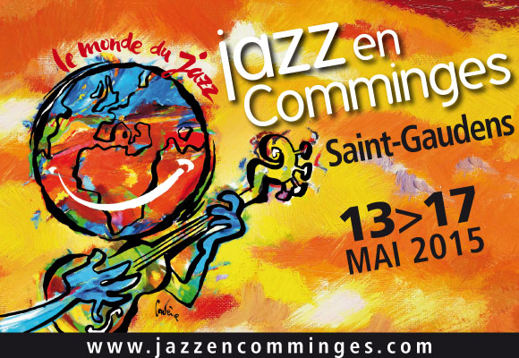 Jazz en Comminges - édition 2015