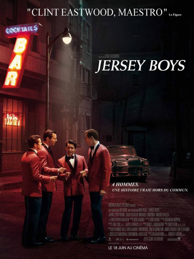 « Jersey boys », un film de Clint Eastwood