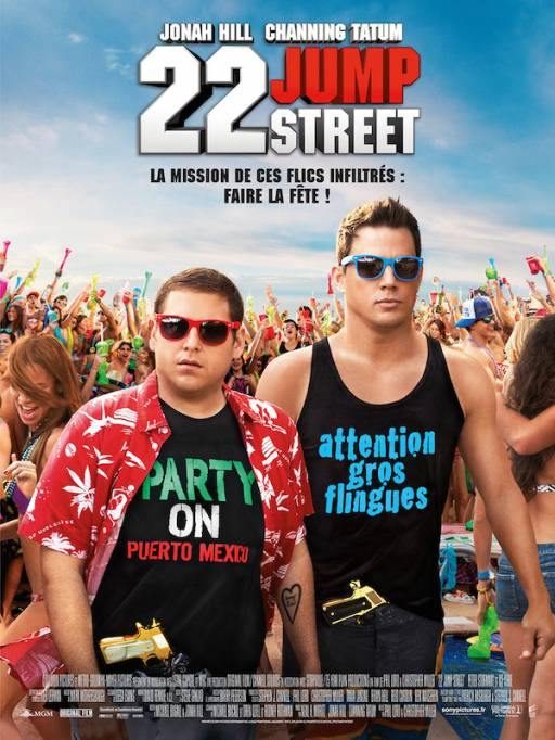 « 22 Jump Street », un film de Phil Lord et Christopher Miller