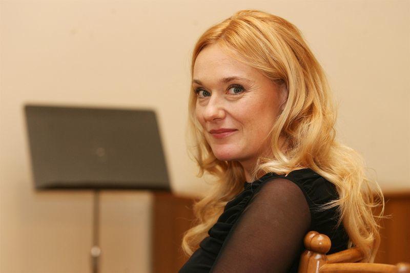 La mezzo-soprano tchèque Magdalena Kožena - Photo : Archiv Mafra - Jindrich Mynarik -