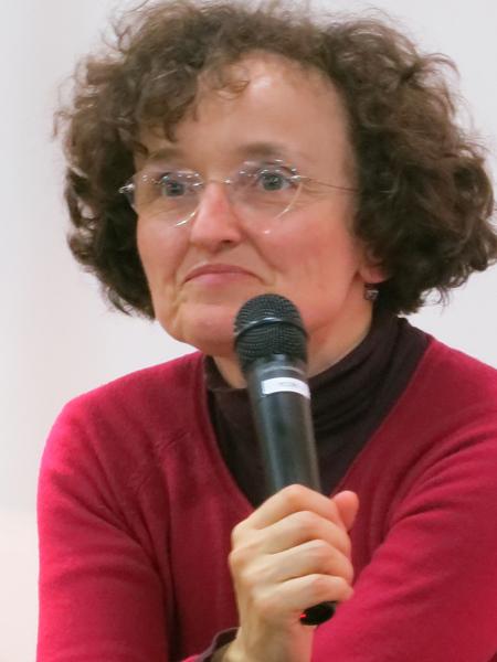 Marie Hélène Lafon  © GP