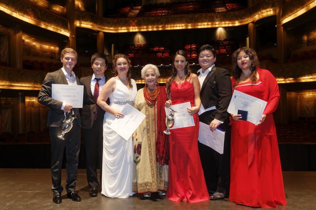Concours de Chant de la Ville de Toulouse  © Patrice Nin