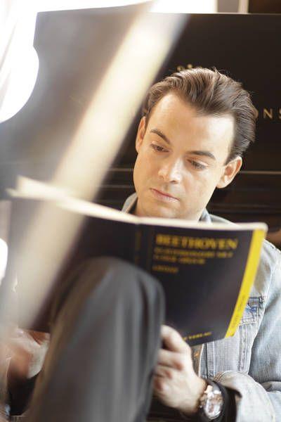 Le pianiste autrichien Dejan Lazić - Photo Susie Knoll -