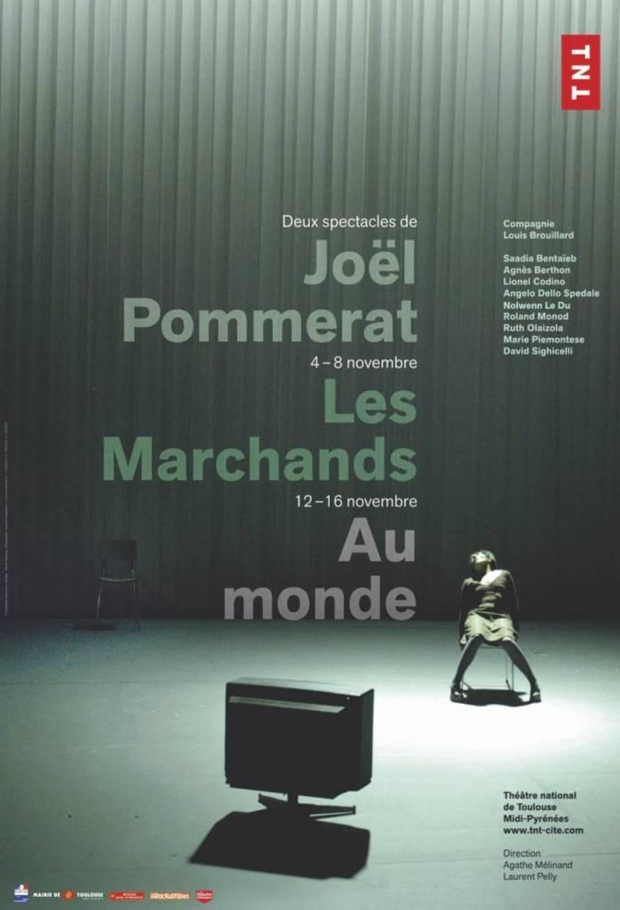 les Marchands / Au Monde