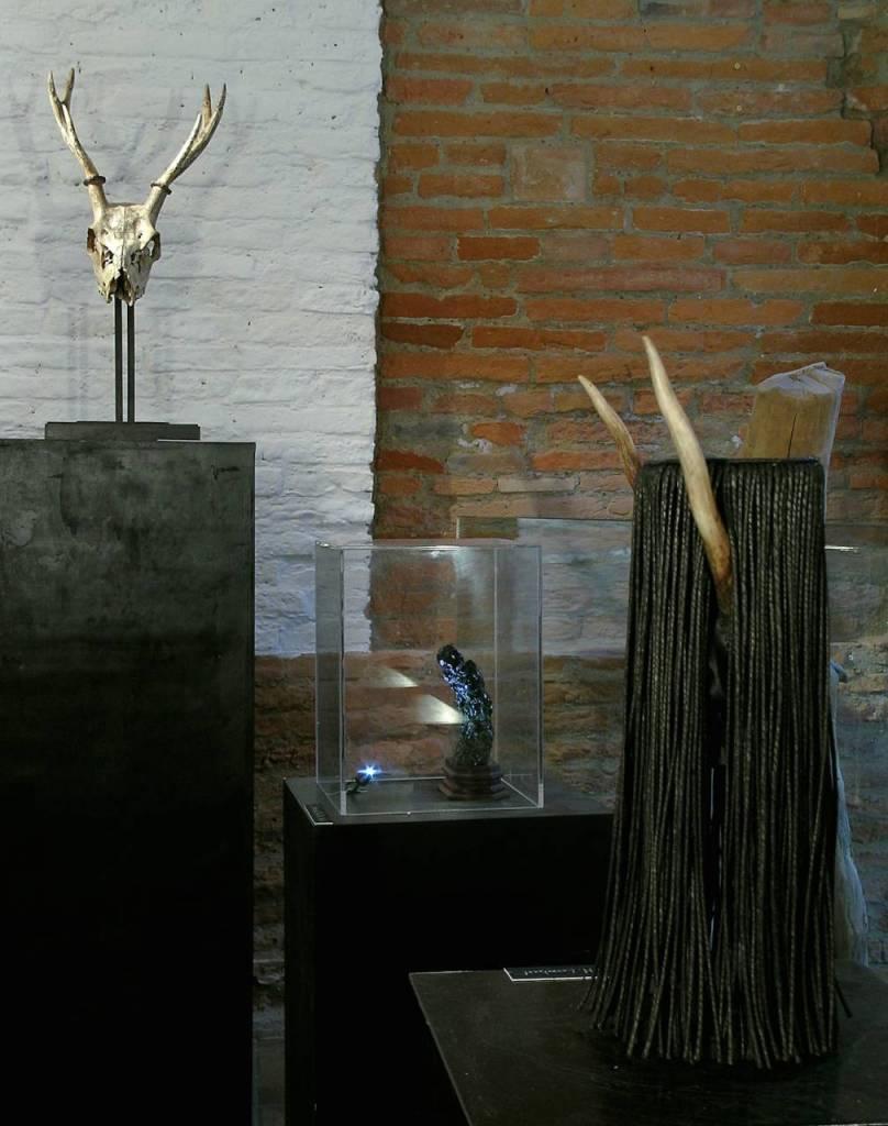 Memento mori à la Galerie l'Atelier