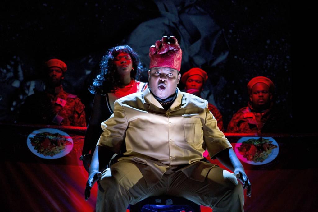 Macbeth - Théâtre Garonne