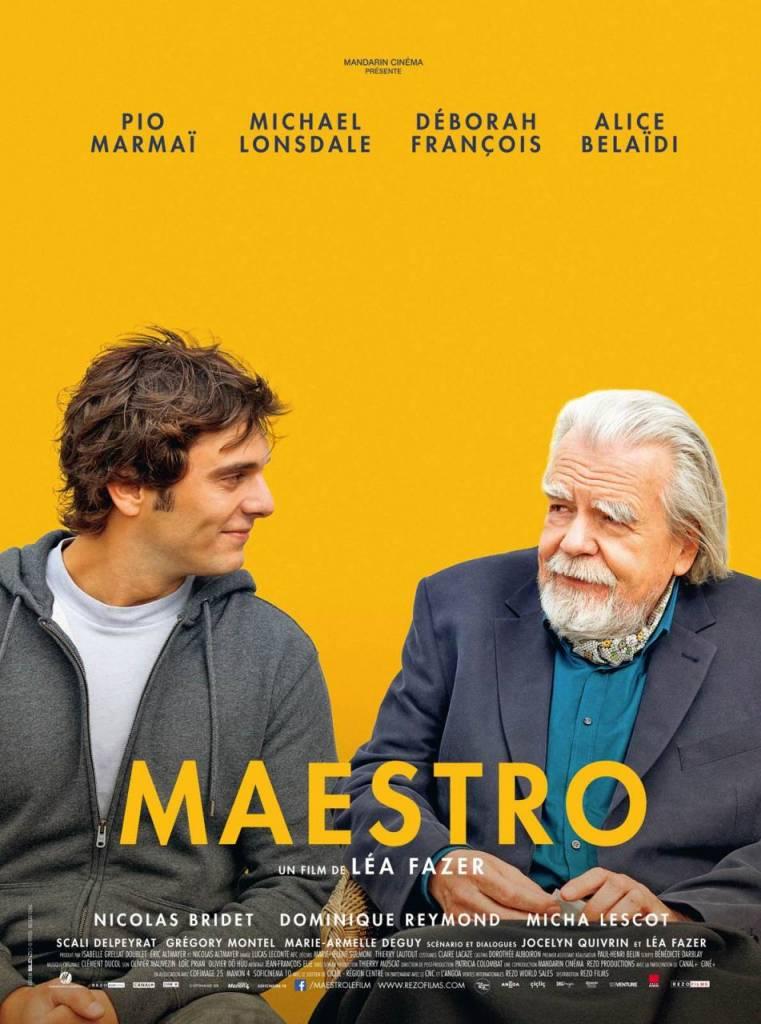 maestro affiche