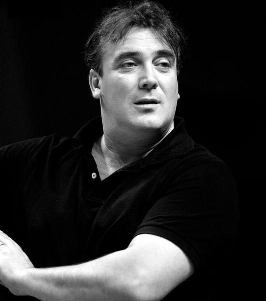 Le chef d'orchestre espagnol Jaime Martín  - Photo Gabriel Quintana -