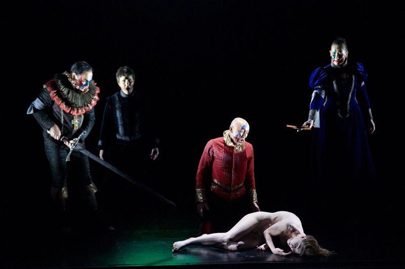 Massacre, de Wolfgang Mitterer © P. Stirnweiss