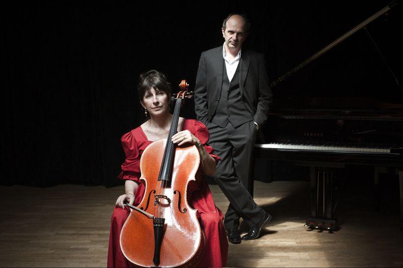 Marie-Paule Milone et Denis Pascal