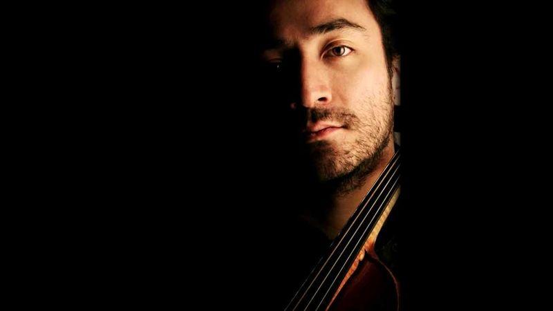 Le violoniste italien Riccardo Minasi - Photo DR -