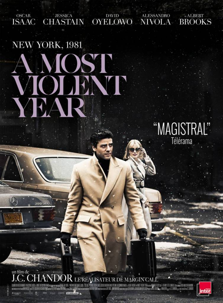 « A most violent year », un film de J.C. Chandor