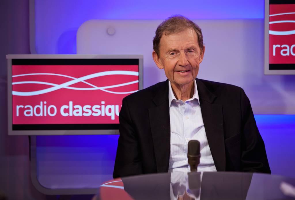 Etienne Mougeotte, directeur général de Radio Classique