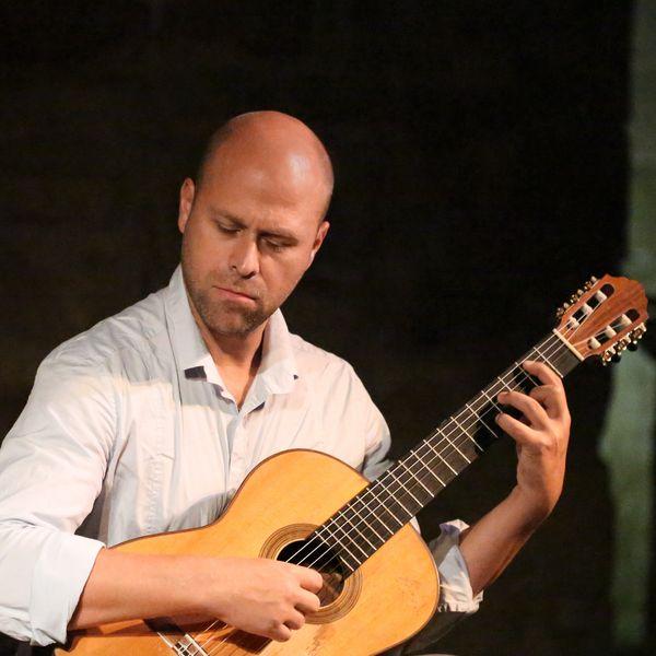 Le guitariste Philippe Mouratoglou sera le soliste du Concerto de Aranjuez de Joaquín Rodrigo