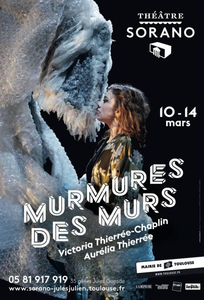 Murmures des murs - Théâtre Sorano