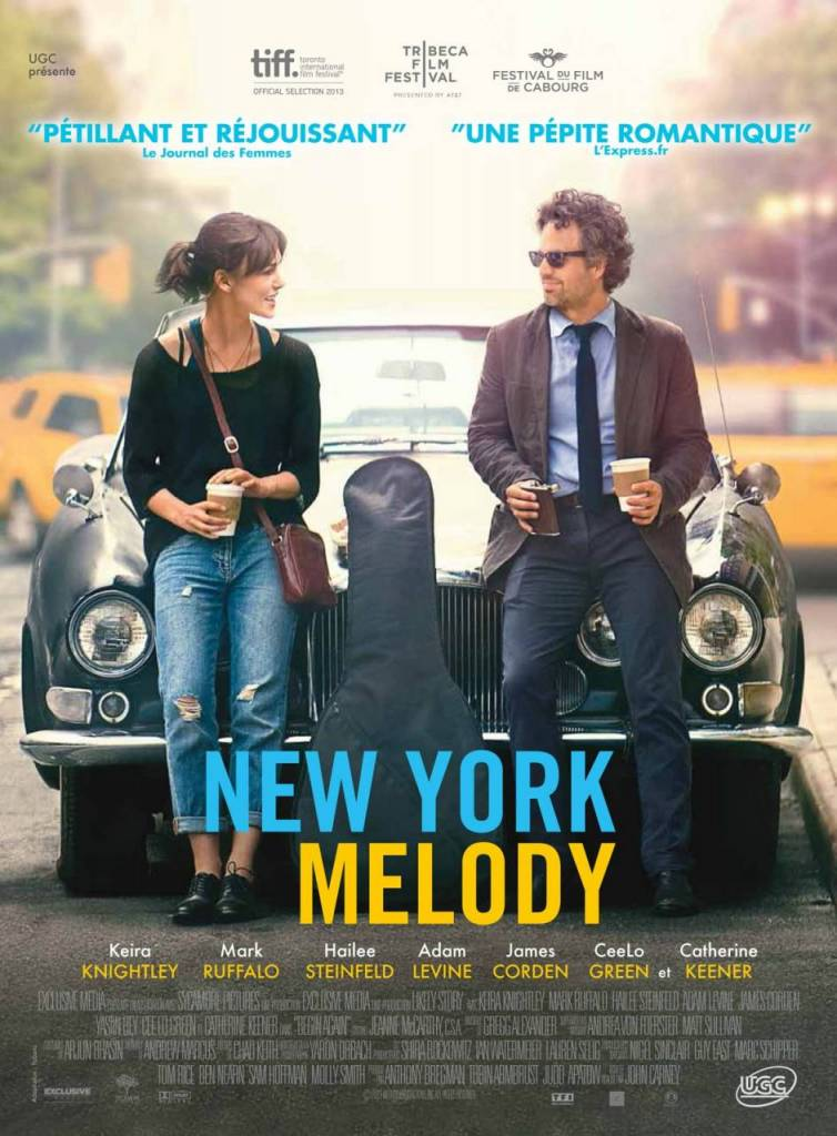 « New York Melody », un film de John Carney