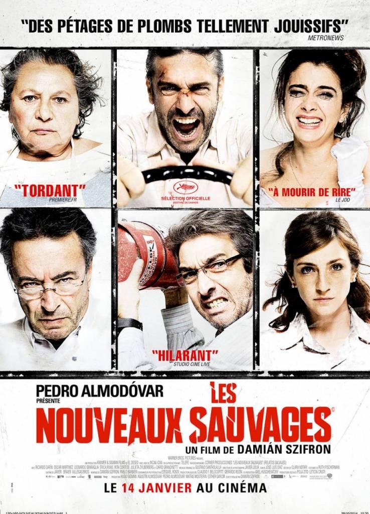 « Les Nouveaux Sauvages », un film de Damiàn  Szifron