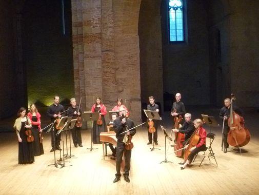 L'Orchestre de Chambre de Toulouse et son directeur Gilles Colliard  - Photo Classictoulouse -